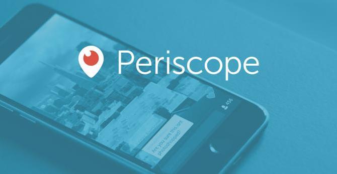 Novedades Periscope