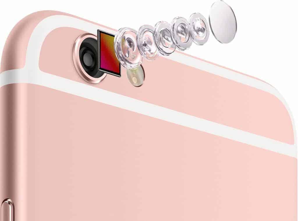 selfie iPhone 6s