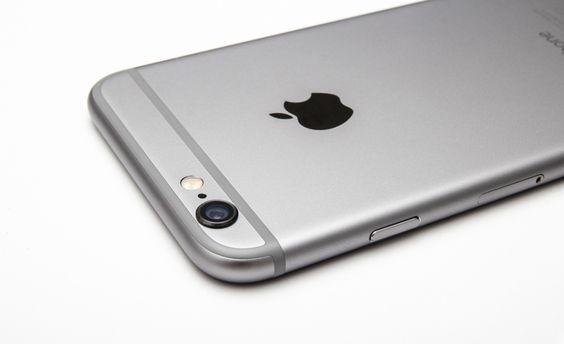 Cámara de iPhone 6S