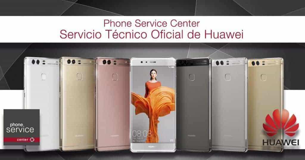 Huawei-Servicio-Tecnico-Oficial
