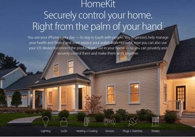 Siri en casa