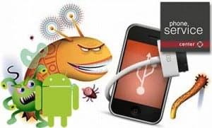 tienes un virus en tu smartphone