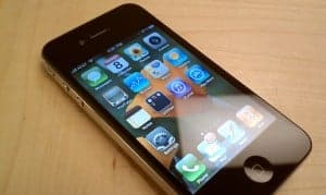 viejo iPhone