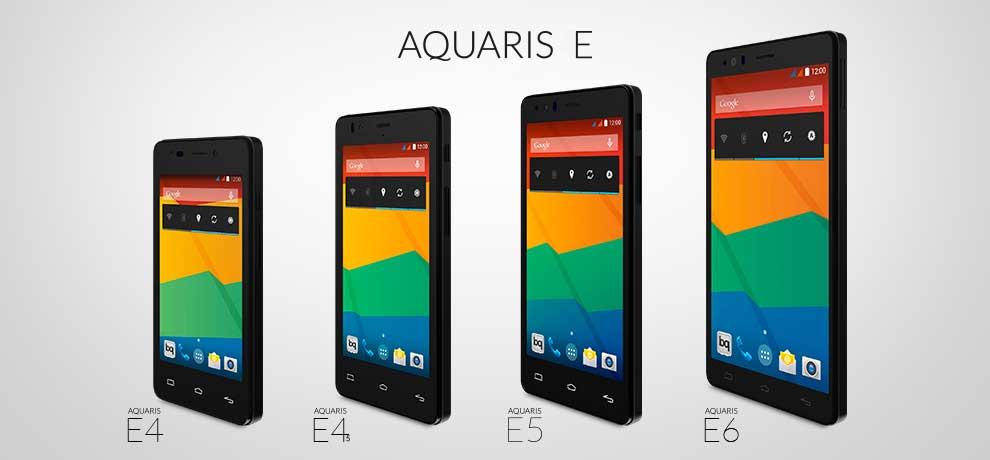 BQ Aquaris E