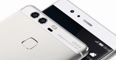 Huawei P9 cámara