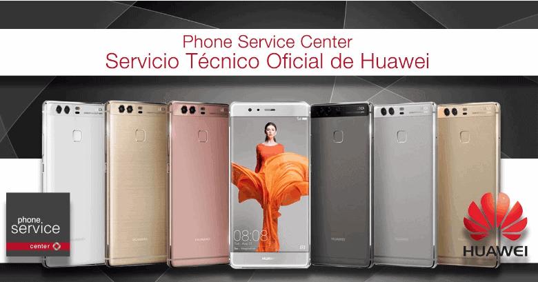 Phone Service Center Servicio Técnico Oficial de Huawei