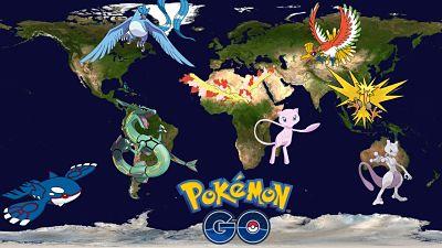 Pokémon GO lanzamiento en España