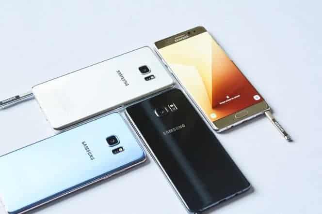 Presentacion del Samsung Galaxy Note 7