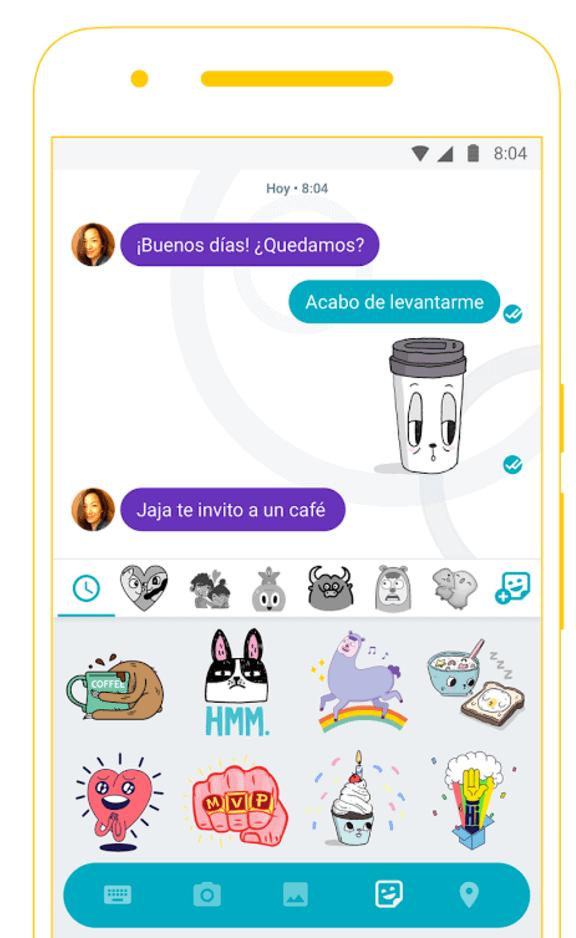 Conversacion-con-stickers-en-Allo