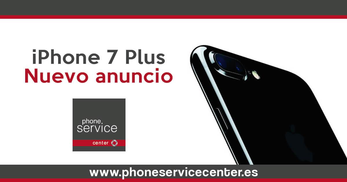 Nuevo anuncio iPhone 7 Plus