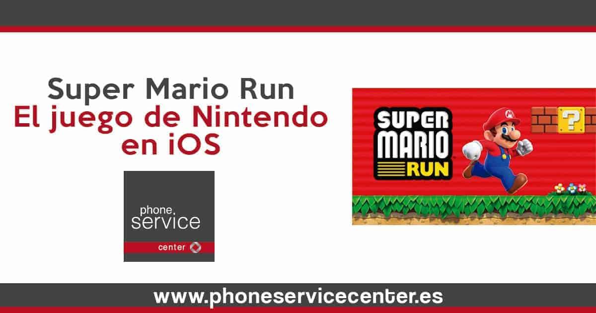 Super Mario Run_El juego de Nintendo en iOS
