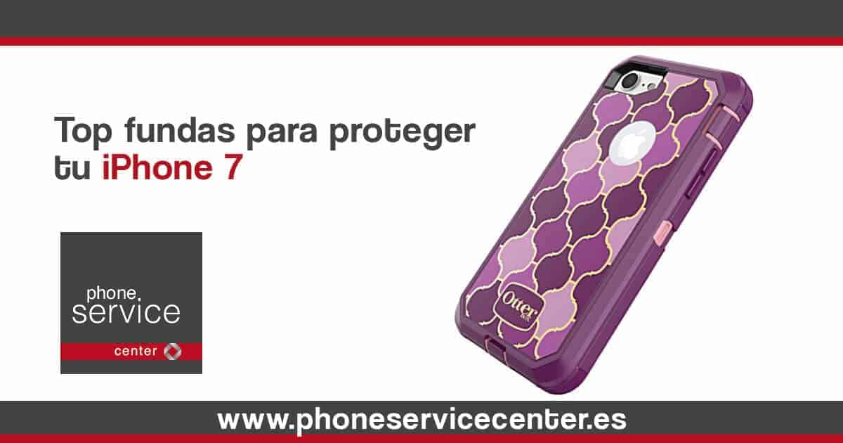 Top Fundas para tu iPhone 7