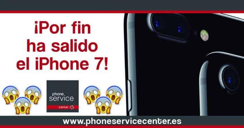 iPhone 7 por fin ha salido a la venta