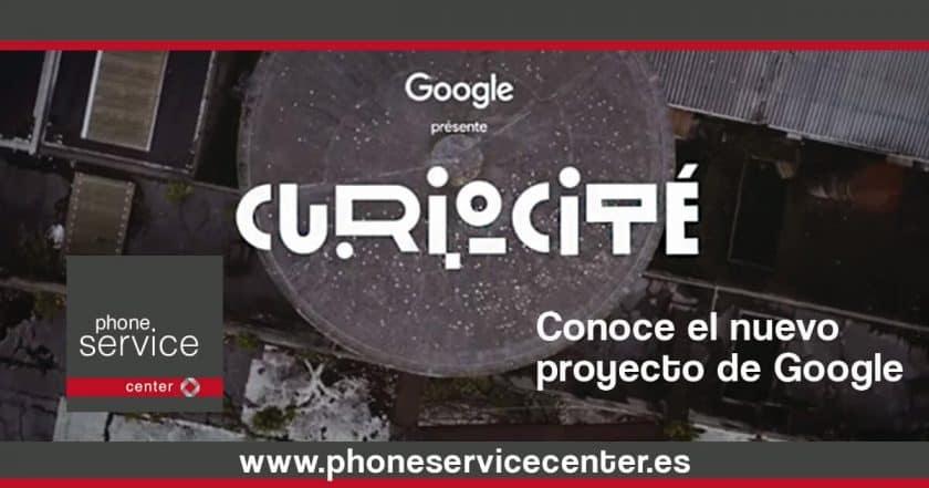 Curiocité conoce el nuevo proyecto de Google