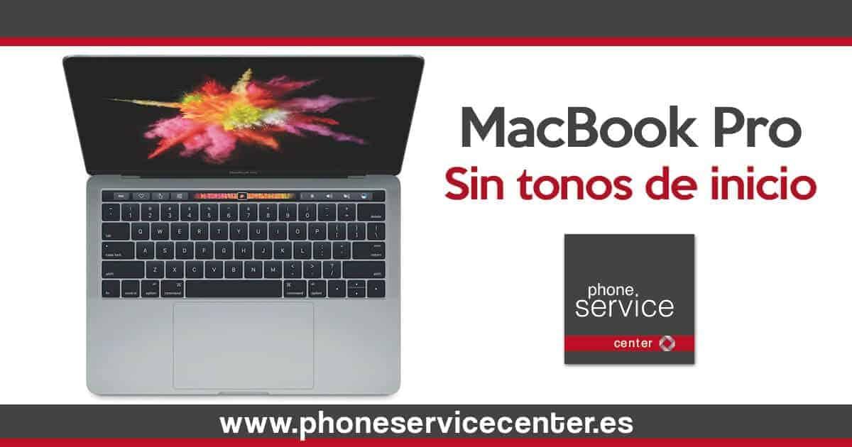 Desaparece el tono de inicio de los nuevos MacBook Pro