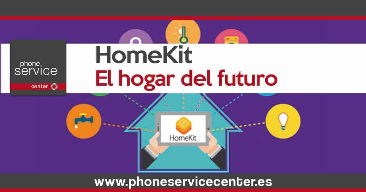 HomeKit es el hogar del futuro