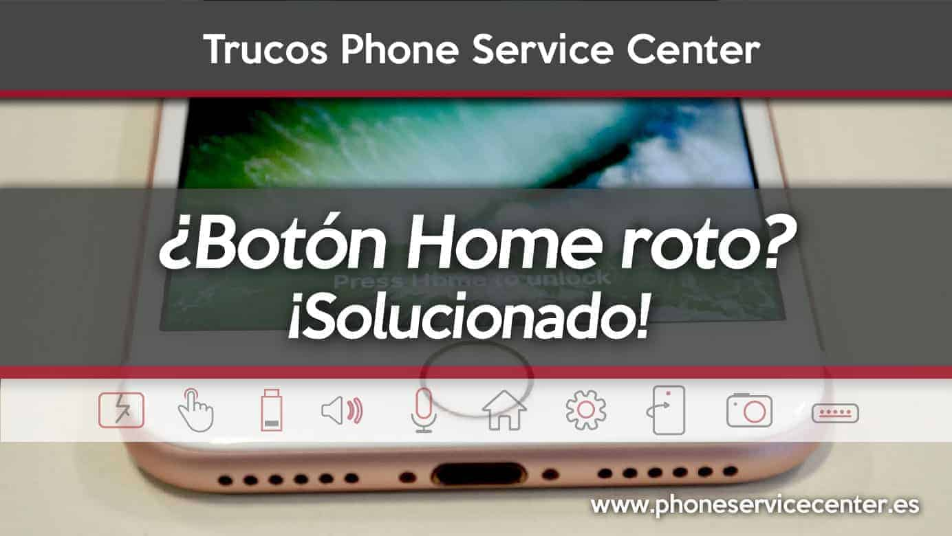 botón Home del iPhone 7