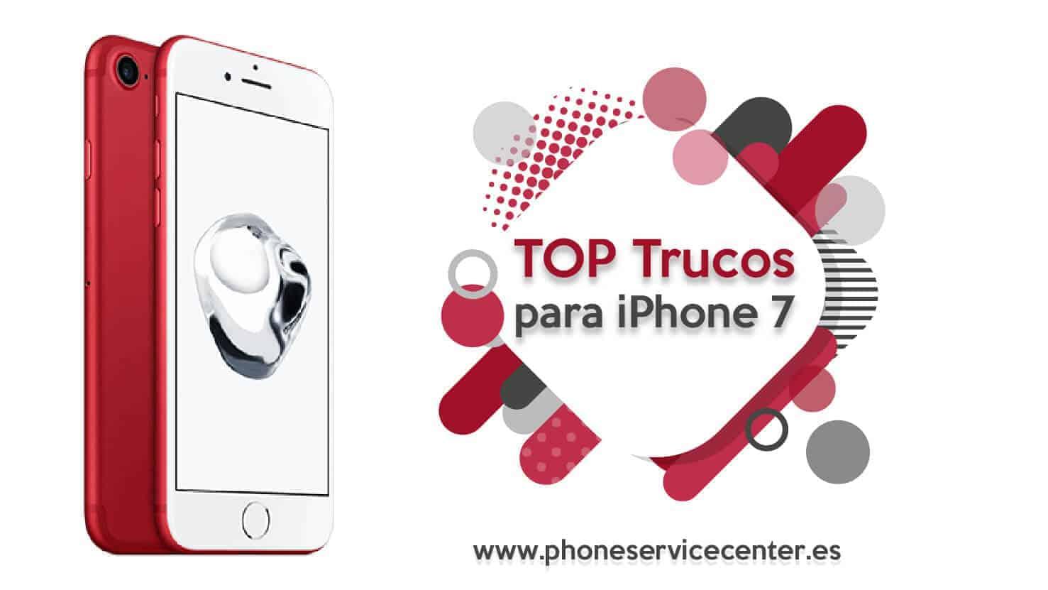 TOP Trucos y consejos para iPhone 7