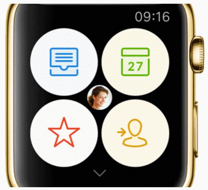 Wunderlist Apple Watch Series 2