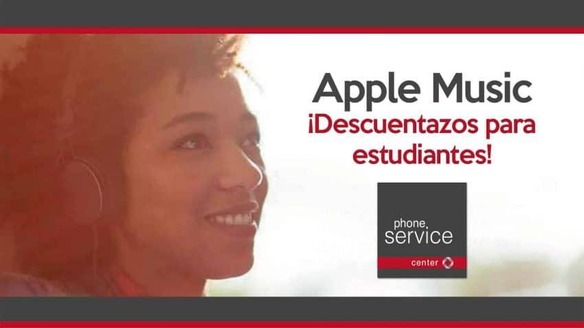 Apple Music trae descuentazos para estudiantes