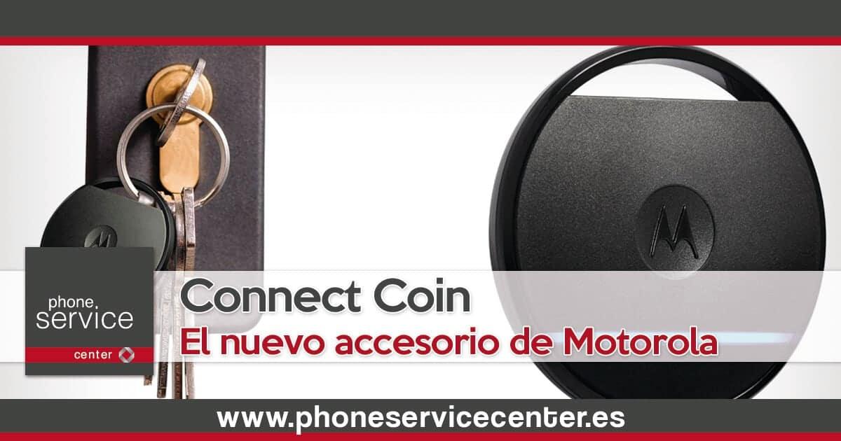 Coonect Coin es el nuevo accesorio de Motorola