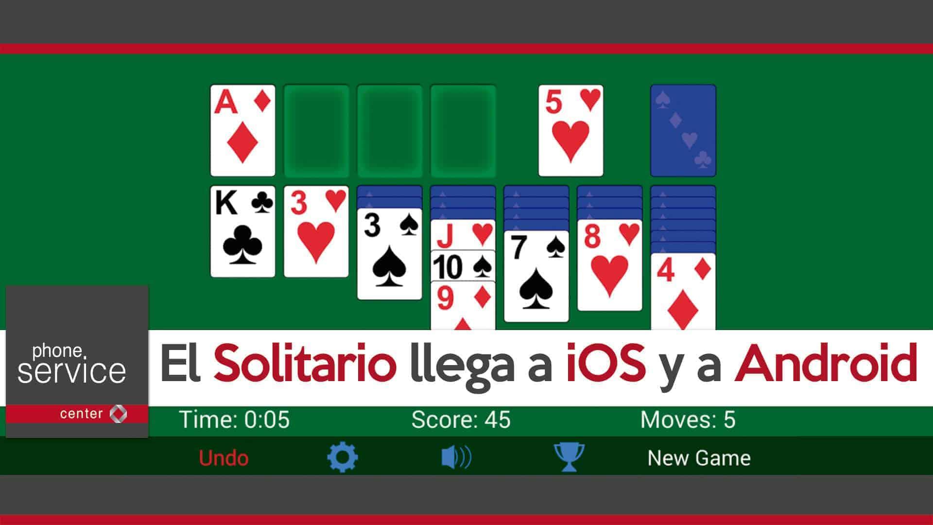 El Solitario llega a iOS y a Android
