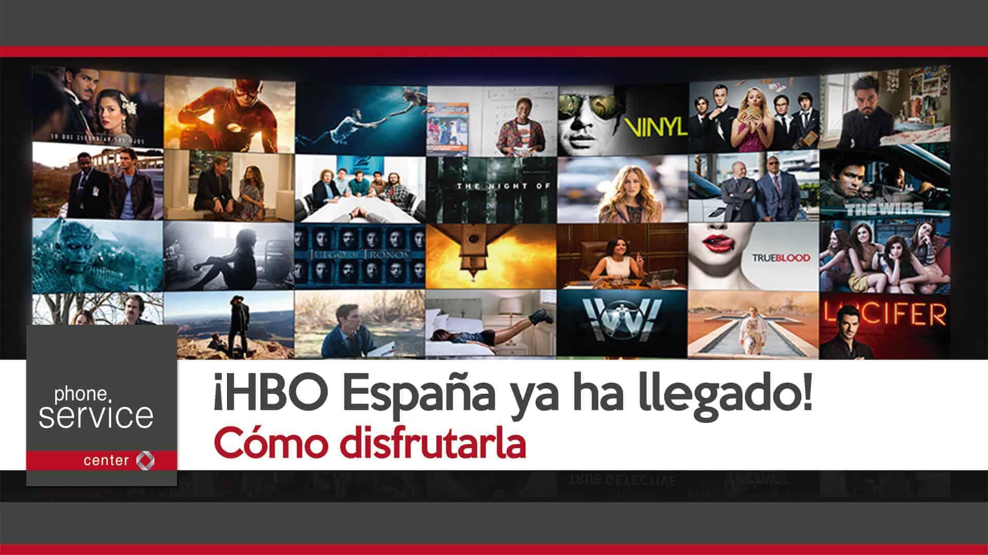 HBO Espana ya ha llegado