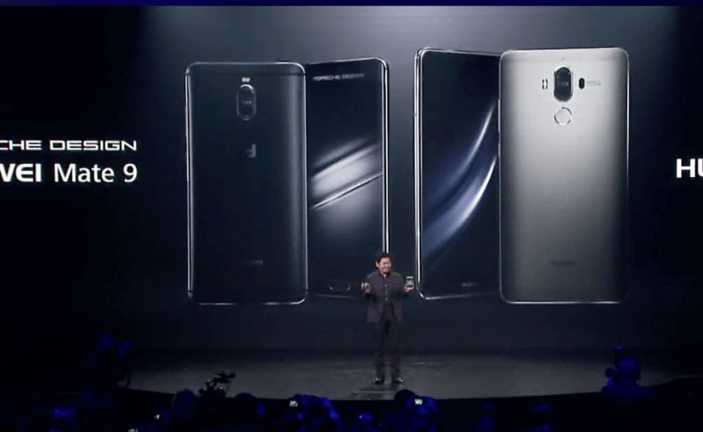 Presentacion Huawei Mate 9