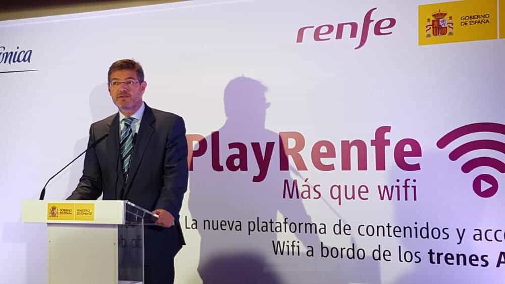 Presentacion PlayRenfe