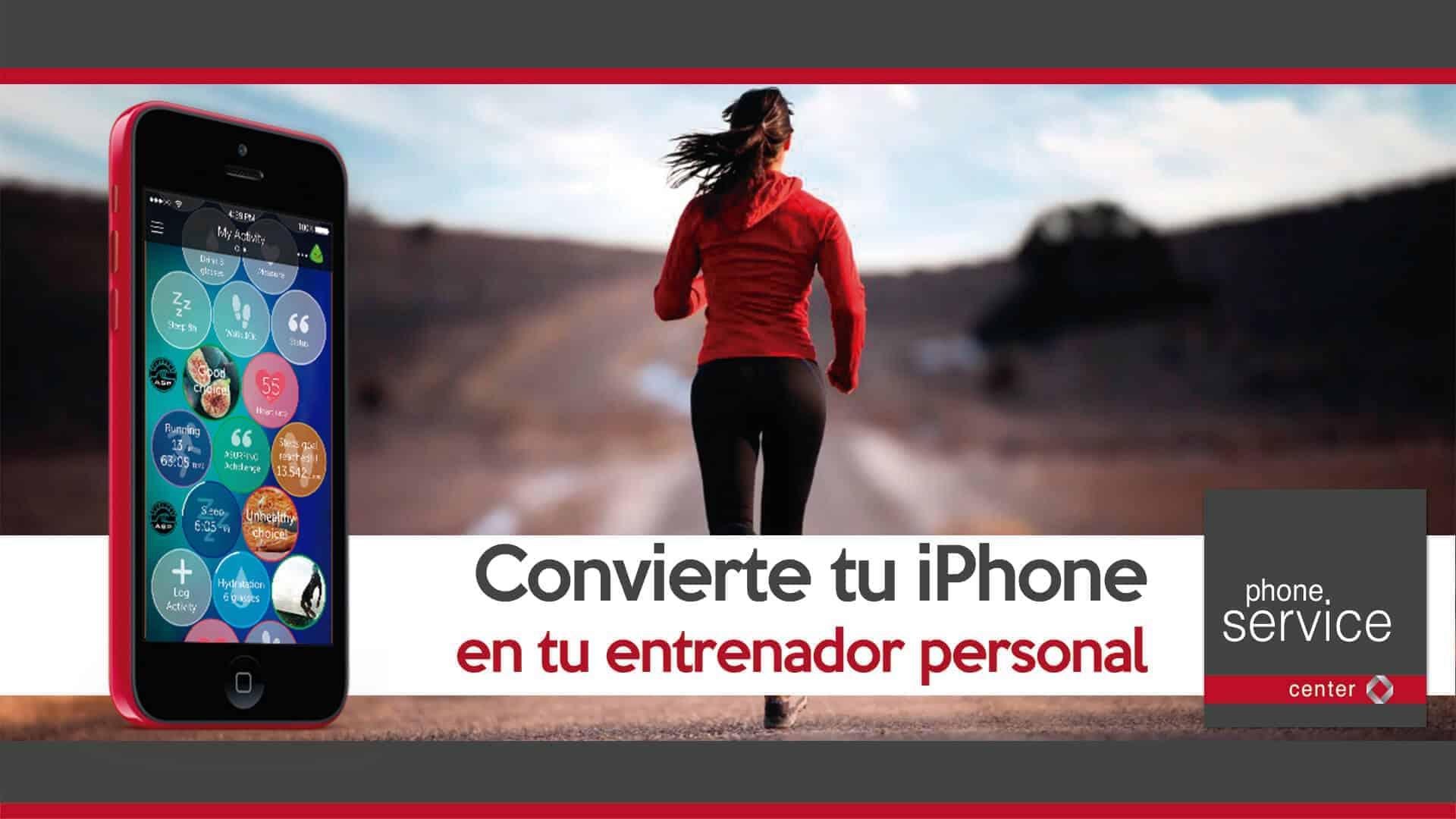 Apps para adelgazar con iPhone