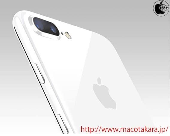 iPhone 7 Jet White