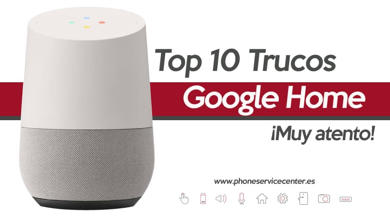 trucos para Google Home