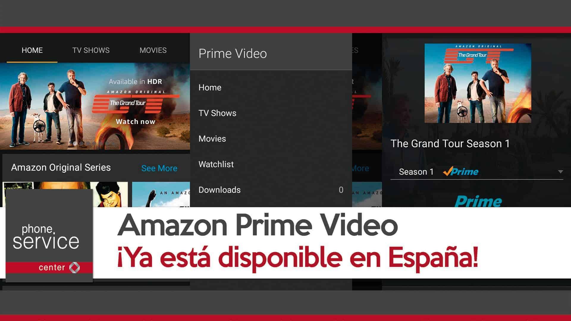 amazon prime video españa contacto