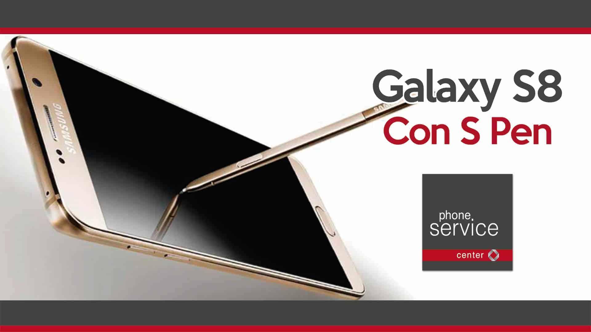 galaxy-s8-con-s-pen