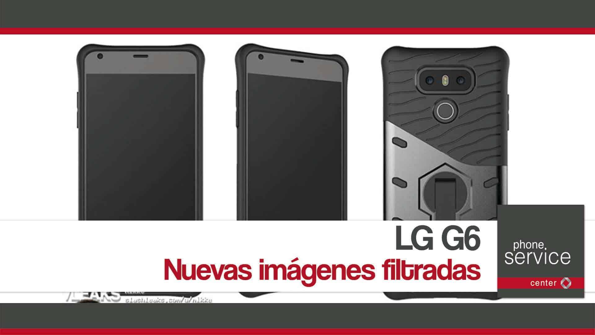 LG G6 nuevas imagenes filtradas