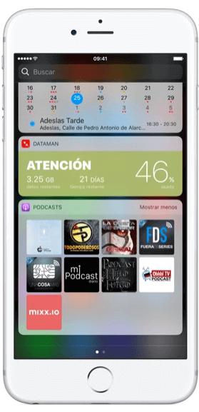 Podcast iOS 10.3