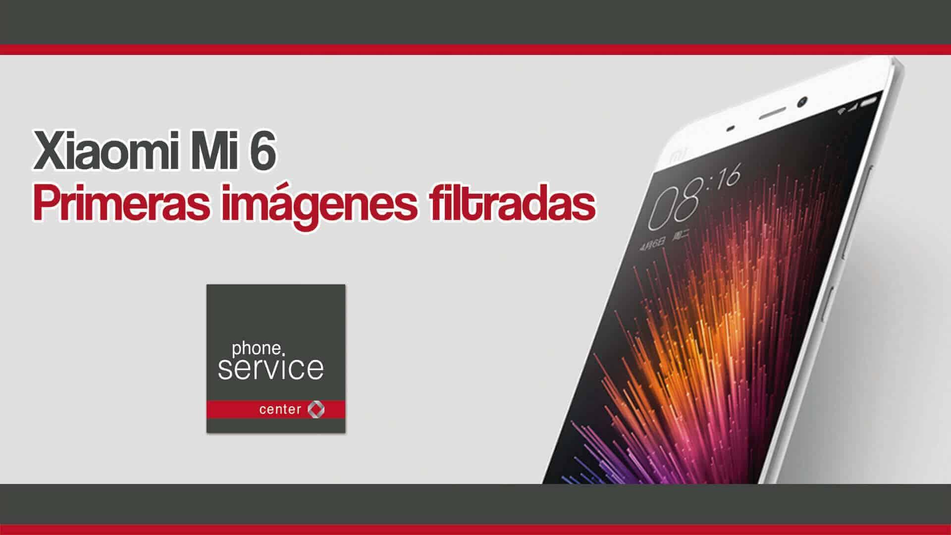 Xiaomi Mi 6 primeras imagenes
