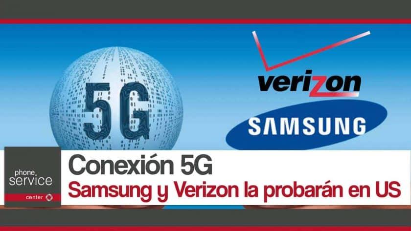 5G en pruebas en US