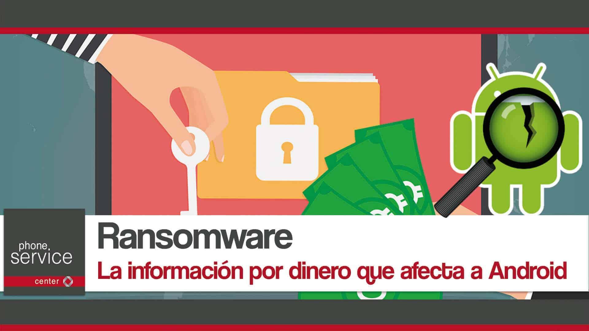 Ransomware informacion por dinero