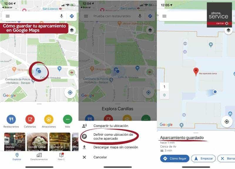 guardar-aparcamiento-google-maps