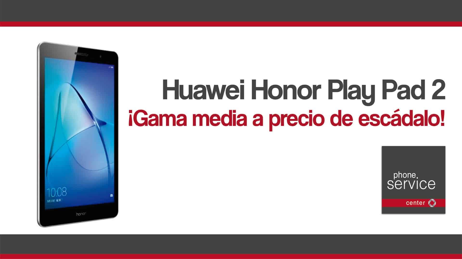 Huawei Honor Play Pad 2