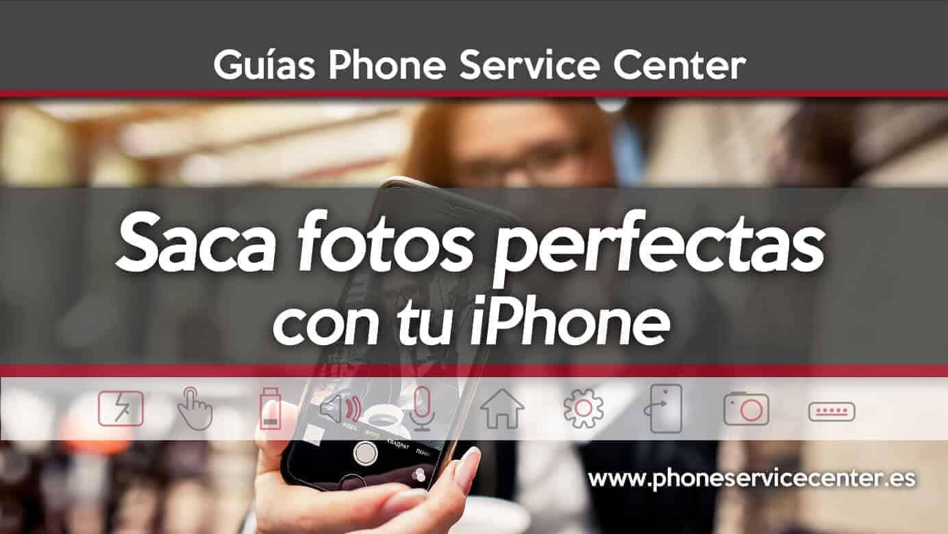 Trucos para fotos con iPhone