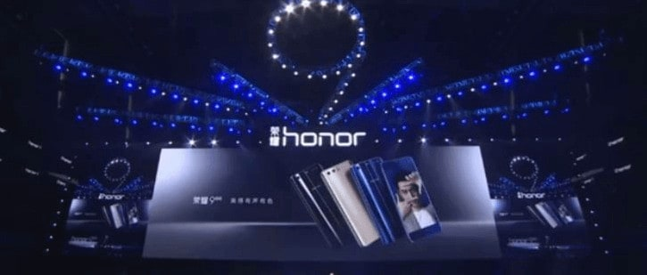 Honor 9 presentacion