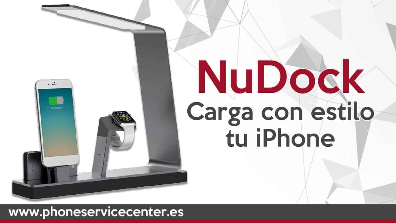Nudock Apple Watch