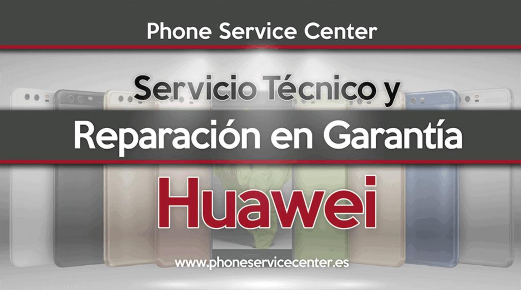 Repara en Garantia tu Huawei