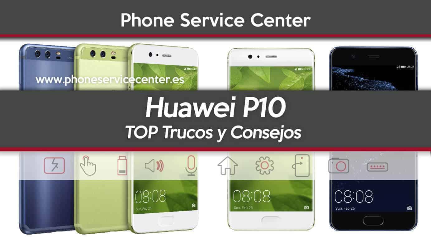 trucos para Huawei P10