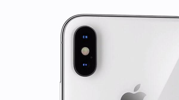 camara iPhone X