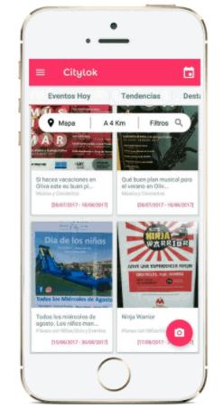 Citylok app