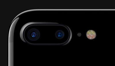 camara iPhone 8 Plus