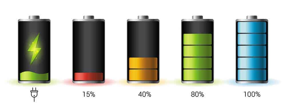 baterias moviles